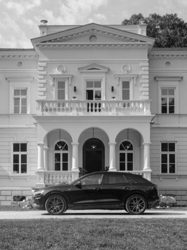 Premiera Audi Q8